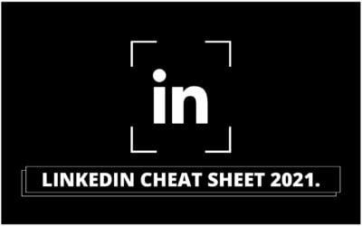 LinkedIn cheat sheet 2021: Forbered dit content til det nye år